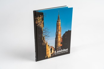 Landshut bezaubernde Stadt der Gotik