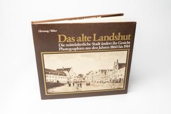 Das alte Landshut