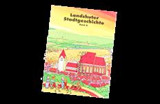 Bücher & Broschüren zur Stadt Landshut