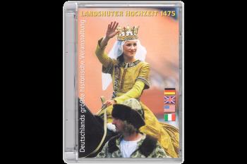 """DVD """"Landshuter Hochzeit"""" mehrsprachig"""
