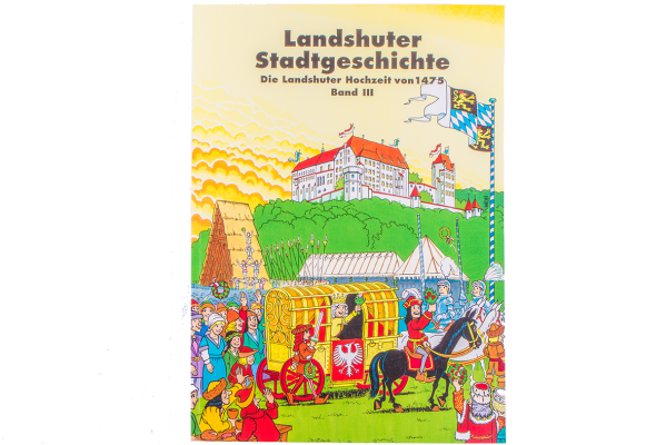 Stadtgeschichte in Comic - Band 3